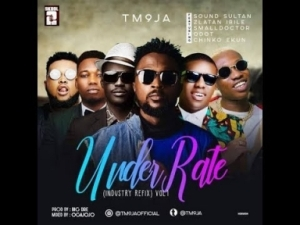 Tm9ja ft. Zlatan , Sound Sultan ,Small Doctor, Chinko Ekun , Qdot – Underrate Refix